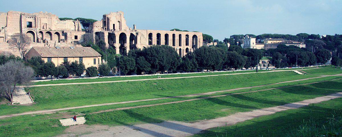 visita roma in due giorni, tour della città di roma - Circo Massimo 1200x480 - Visita Roma in due giorni, tour della città di Roma.