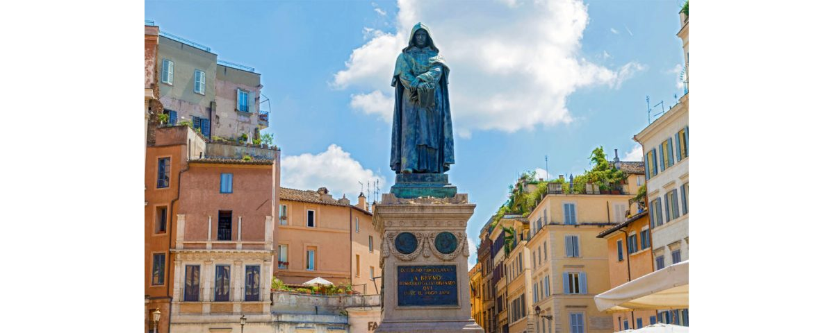 rome private tour of catholic inquisition - Campo dei fiori 1200x480 - Rome Private Tour of Catholic Inquisition