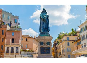rome private tour of catholic inquisition - Campo dei fiori 360x260 - Rome Private Tour of Catholic Inquisition