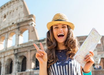 Tour in Rome offer, high quality package tours of Rome private or group Tours, Rome in one day, two days guided customized tours personal guide, skip the line [object object] - Coliseum official guided tour 360x260 - Coliseum official guided tour