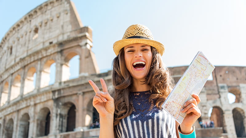 Tour in Rome offer, high quality package tours of Rome private or group Tours, Rome in one day, two days guided customized tours personal guide, skip the line