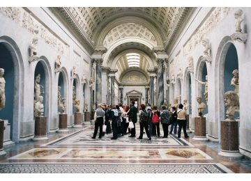 guided tour of the vatican museums - Guided tour of the Vatican Museums 360x260 - Guided tour of the Vatican Museums