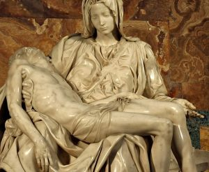 Guided tour of the Vatican Museums guided tour of the vatican museums - Michelangelos Pieta 5450 cut out detalle 300x246 - Guided tour of the Vatican Museums