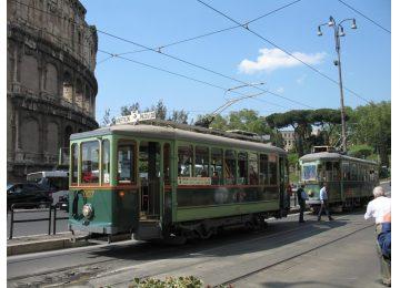 tram tour - Tram in Rome 360x260 - Tram Tour