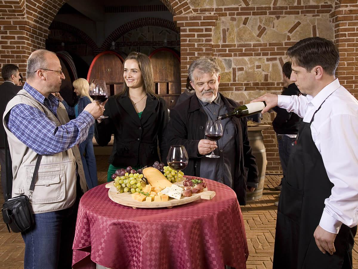 Frascati Wine Tour