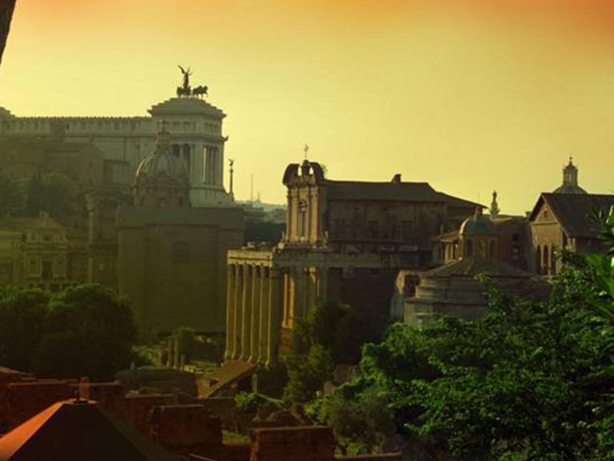 Guide of Rome Nuova