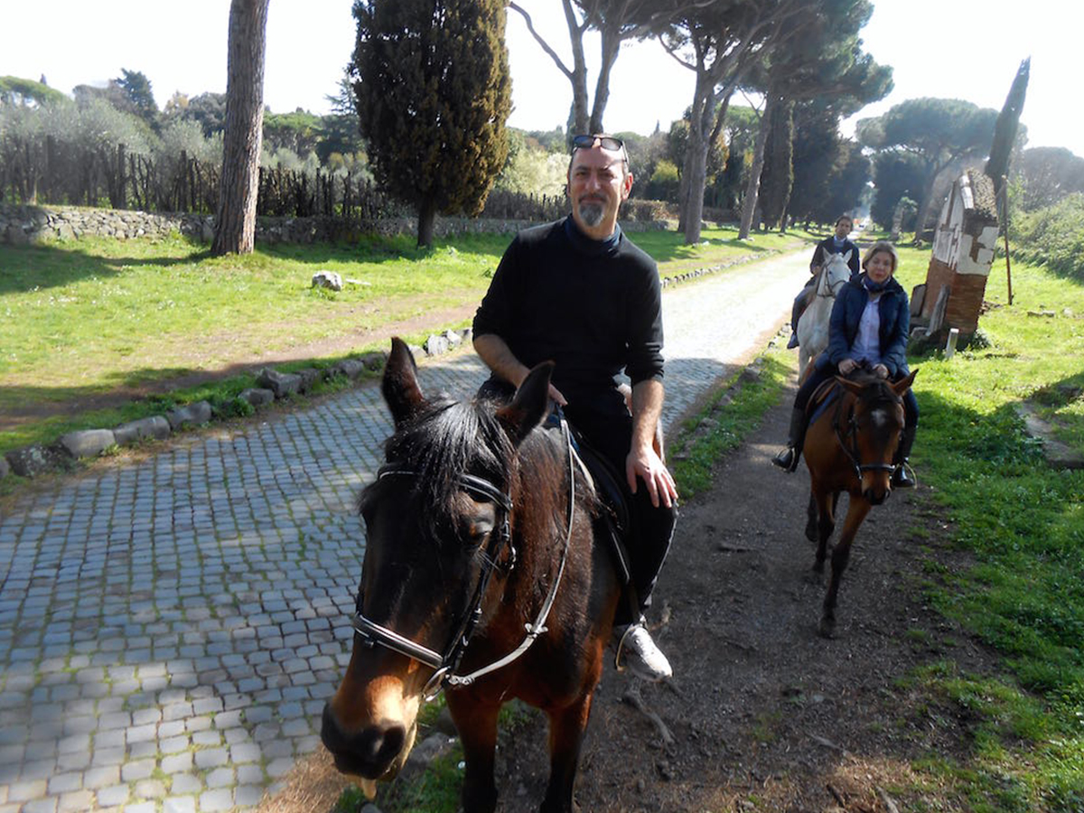 Rome Horse Riding