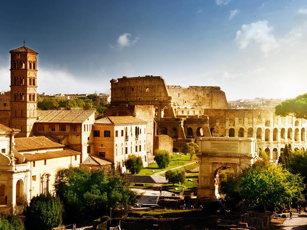 Roma in due giorni
