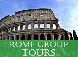 Rome Group Tours tour in rome - Home - Tour in Rome