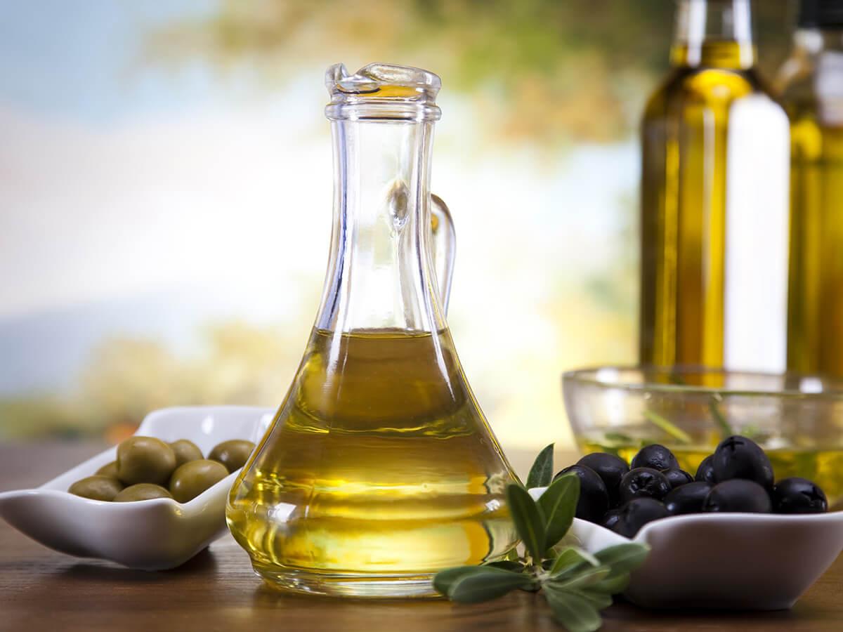 Rome Olive Oil Tasting
