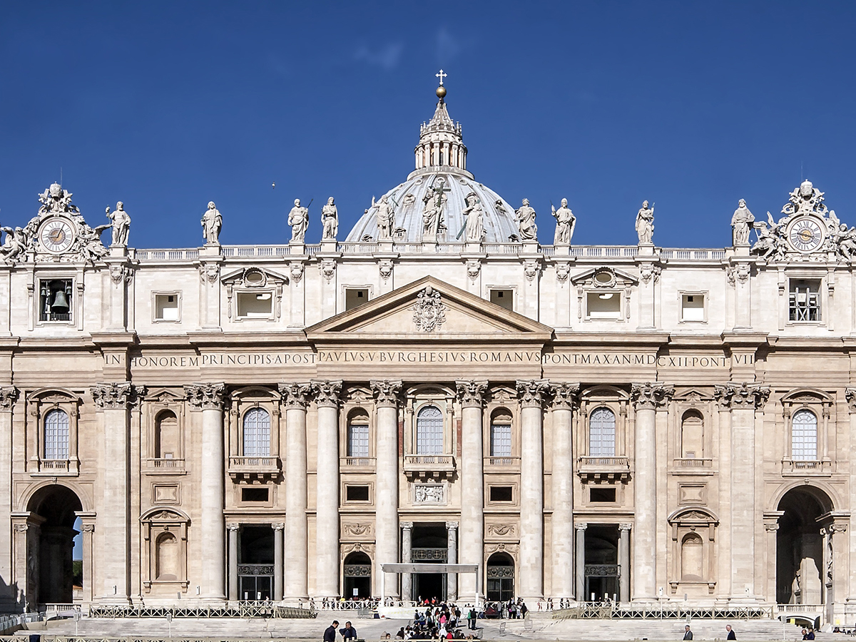 Vatican Group Tours