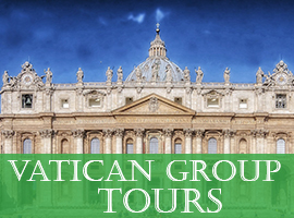 Vatican Group Tours tour in rome - Home - Tour in Rome