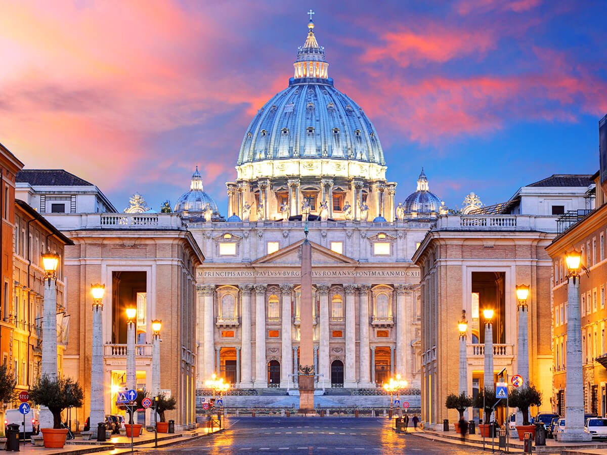 Vatican Private Tours