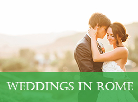 Wedding in Rome, Rome Event Planning. Wedding in Rome is an eternal bond. Every person holds some special dream about marriage. Organizing a marriage ceremony with efficiency is not at all an easy task a professional wedding planner will help you. tour in rome - Home - Tour in Rome