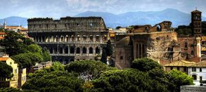 Rome Coloseum panorama - tour in Rome tour in rome - Home - Tour in Rome