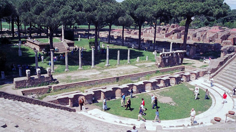 ancient ostia - Ancient Ostia Group Tour - Ancient Ostia Group Tour