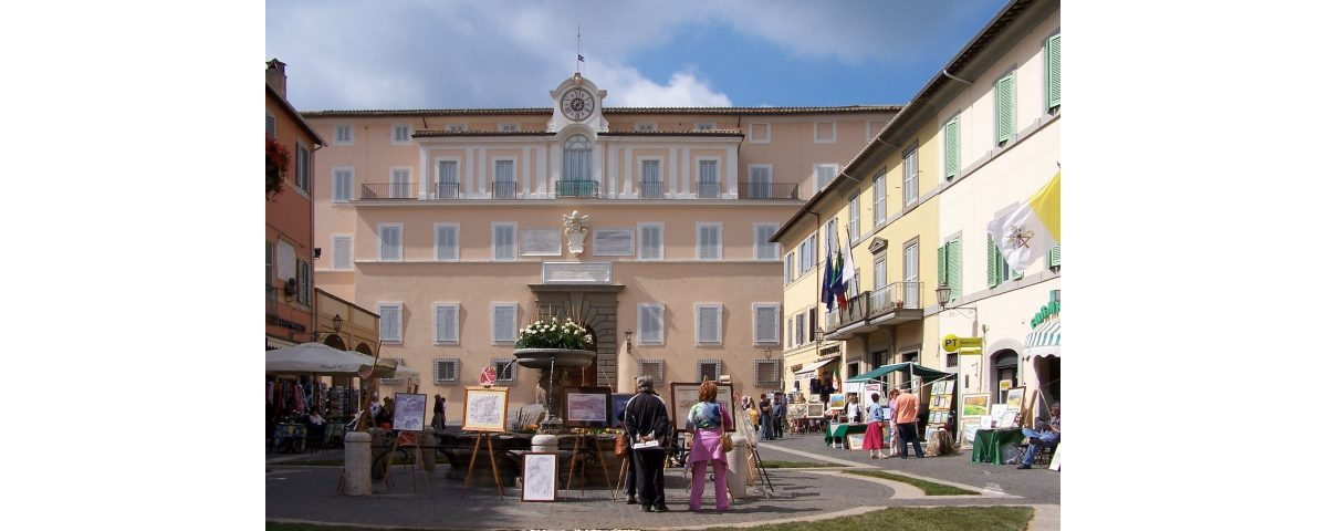 castel gandolfo and pope blessing tour - Castel Gandolfo and Pope blessing Tour
