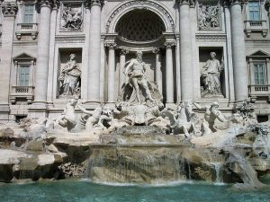 Rome in just one day rome in just one day - Italien Rom Fontana di Trevi 2 300x225 - Rome in just one day