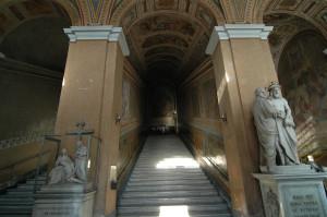 Tour delle Catacombe, S. Giovanni e Scala Santa
