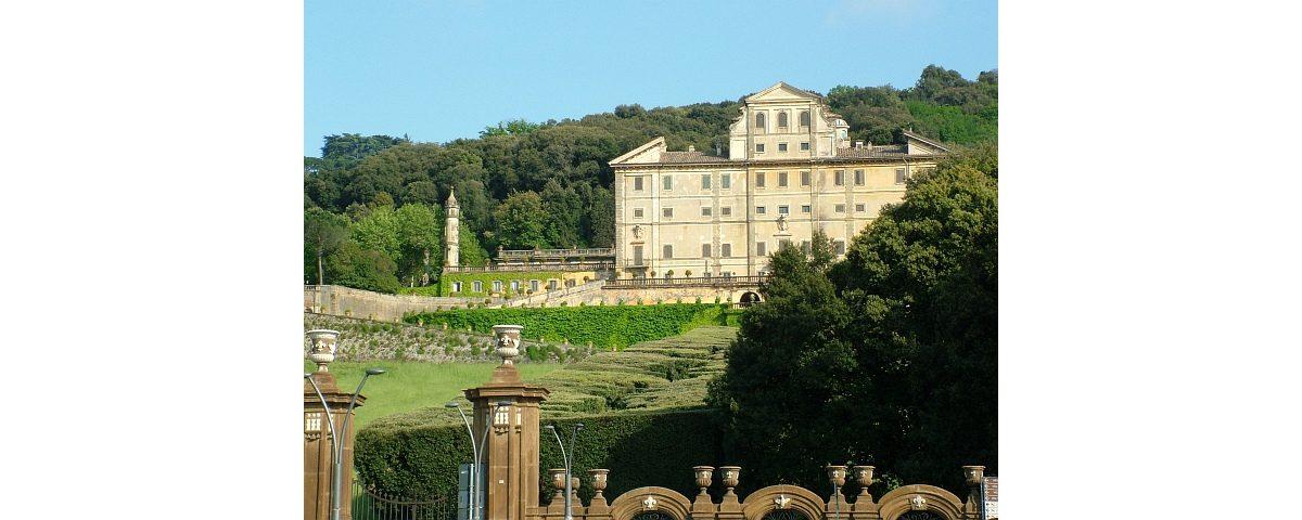 [object object] - Villa Aldobrandini1 1200x480 - Castelli Romani Group Tour