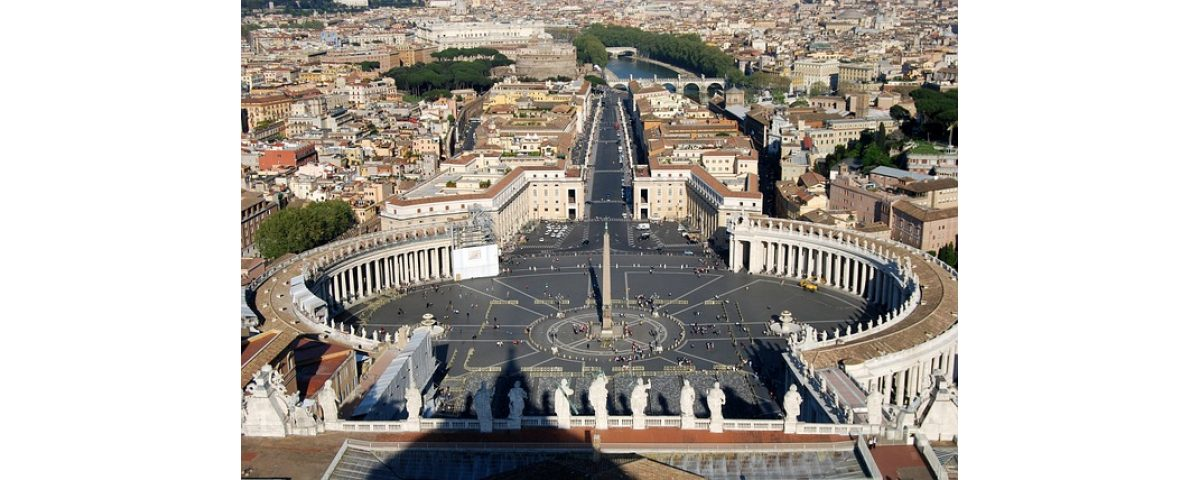 rome in just one day - san pietro 482214 640 1200x480 - Rome in just one day
