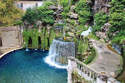 Tivoli Guided Tour - Tivoli Group Tours from Rome, Tivoli and its Villas Group Tour, a visit to Hadrian's Villa and Villa d'Este - Daily Tours from Rome