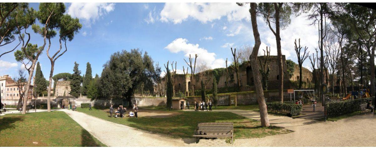 pomponio hylas - Roma Colombario Di Pomponio Hylas 1200x480 - Colombario Di Pomponio Hylas