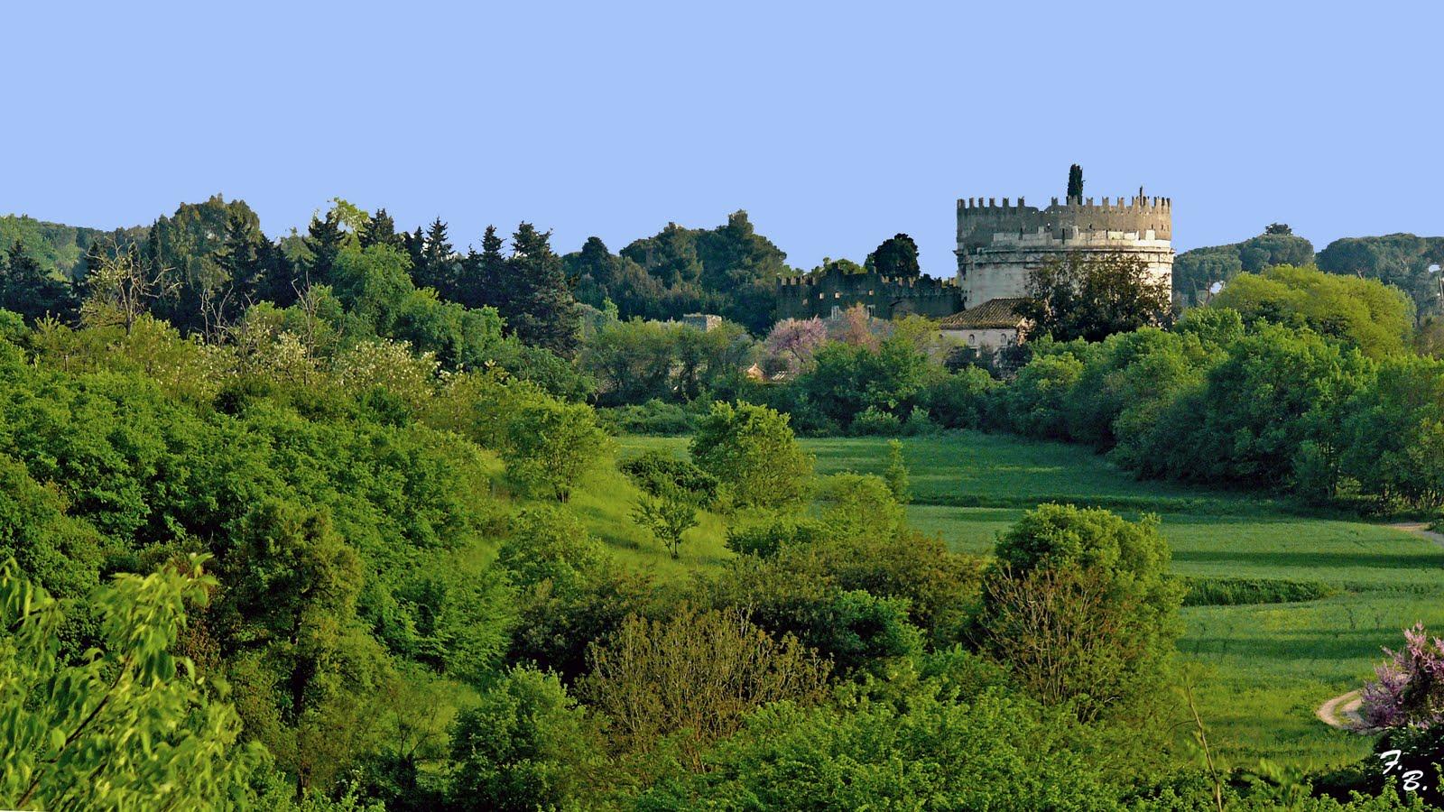 parco della caffarella - Roma Parco della Caffarella - Parco della Caffarella