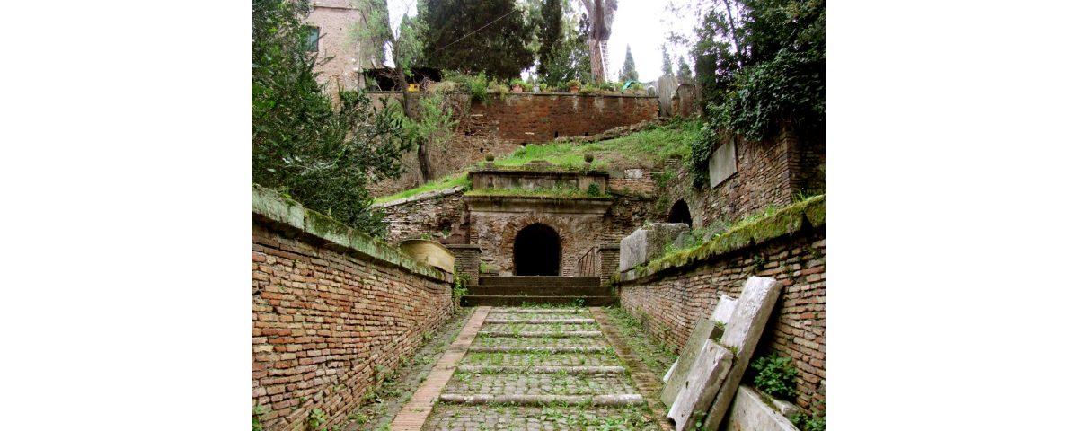 sepolcro degli scipioni - Roma Sepolcro degli Scipioni 1200x480 - Sepolcro degli Scipioni