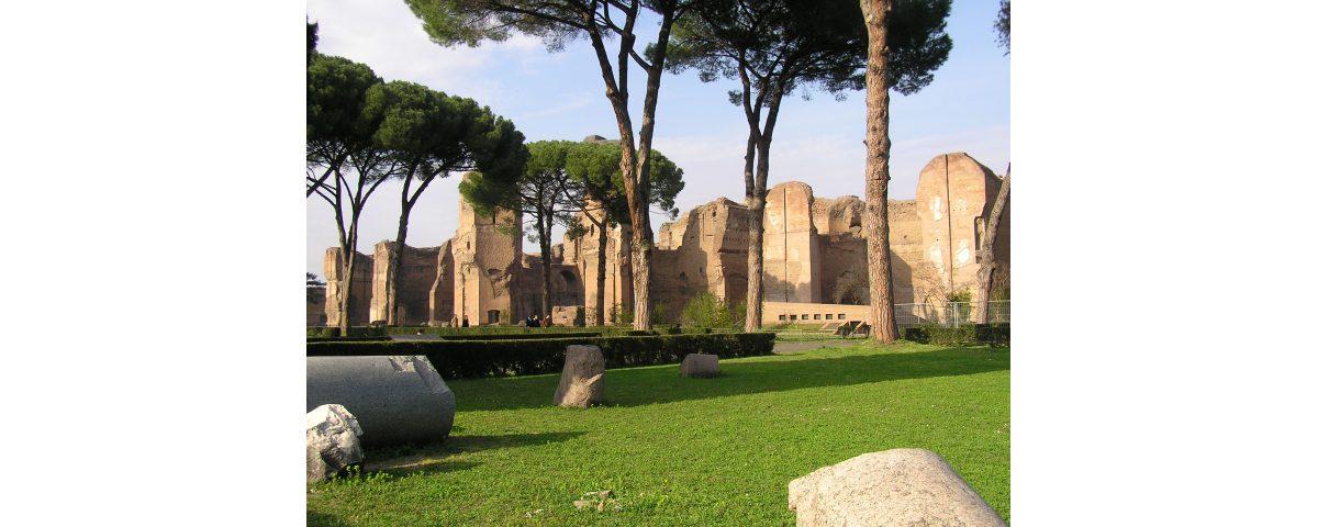 terme di caracalla - Roma Terme di Caracalla 1200x480 - Terme di Caracalla