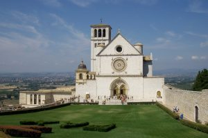Tour Privato Orvieto e Assisi [object object] - 2010 08 11 Assisi San Francesco basilica superiore corrected 300x200 - Tour Privato Orvieto e Assisi