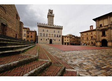- Cortona and Montepulciano private tour