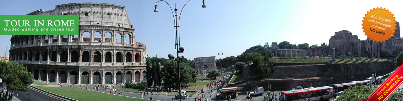 Tour in Rome