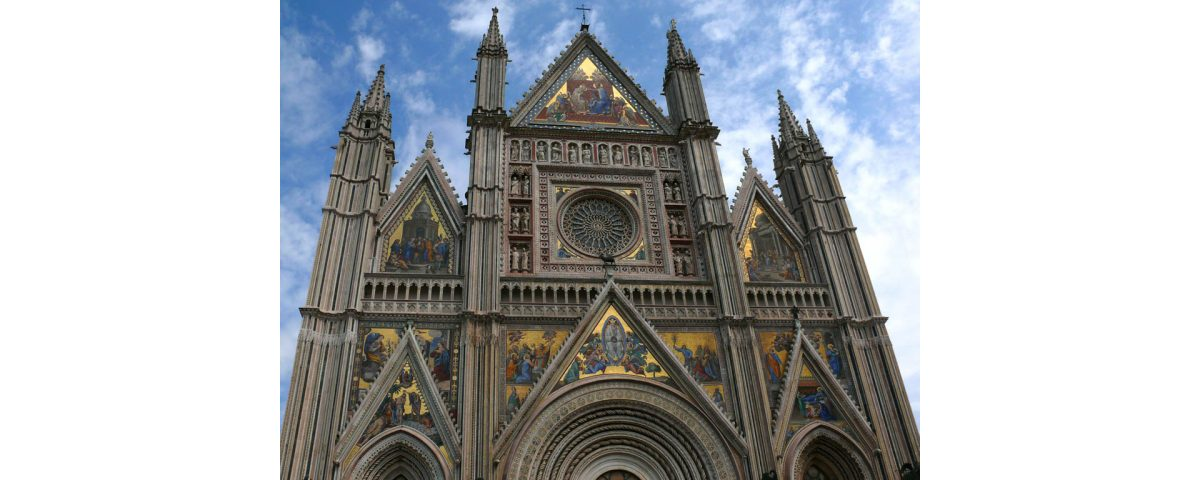 orvieto and assisi private tour from rome - Orvieto Duomo z01 1200x480 - Orvieto and Assisi private tour from Rome