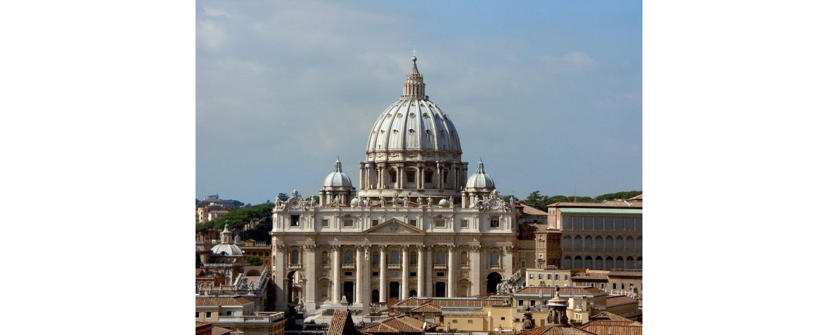 st peter's basilica in vatican city - Basilica of St - St. Peter's Basilica in Vatican City