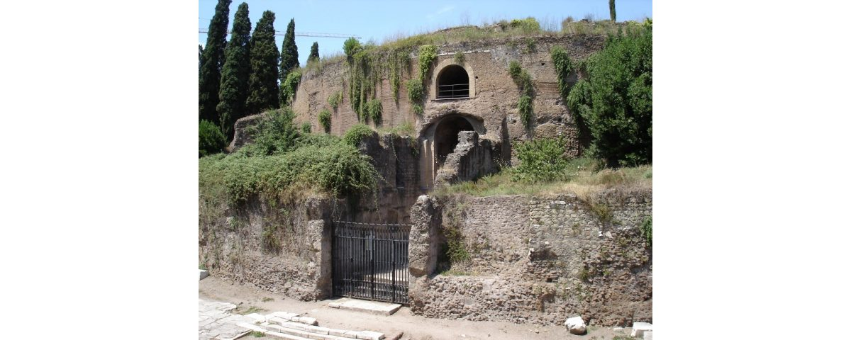 - Mausoleum of Augustus