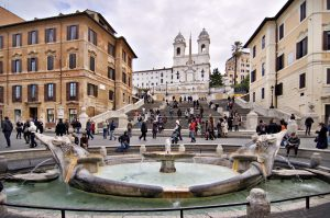 Rome in two days rome in two days - The Spanish Steps Medium 300x199 - Rome in two days – Private tours of Rome in two days