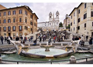 The Spanish Steps - Guide of Rome - Tour in Rome