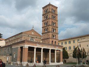 La Via del Sapore la via del sapore - Grottaferrata abbazia01 300x225 - La Via del Sapore