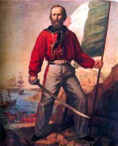 Garibaldi's Footsteps [object object] - Risorgimento Giuseppe Garibaldi 241x300 - Garibaldi's Footsteps