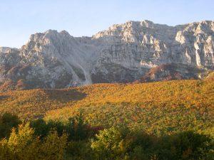L'Abruzzo e le Fortezze naturali