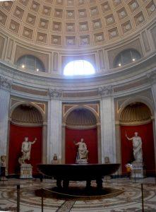 Vatican City Private Tours vatican city private tours - Musei vaticani   sala della Rotonda 01145 6 221x300 - Vatican City Private Tours