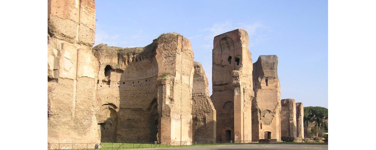 [object object] - Caracalla 1200x480 - Rome Bath of Caracalla – Circus Maximus – Colosseum Tour