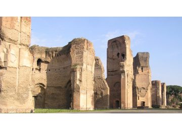[object object] - Caracalla 360x260 - Rome Bath of Caracalla – Circus Maximus – Colosseum Tour