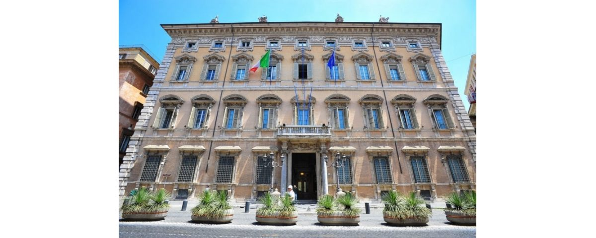rome guided tours caravaggio - Palazzo Madama Roma Tour Privato 1200x480 - Rome guided tours Caravaggio