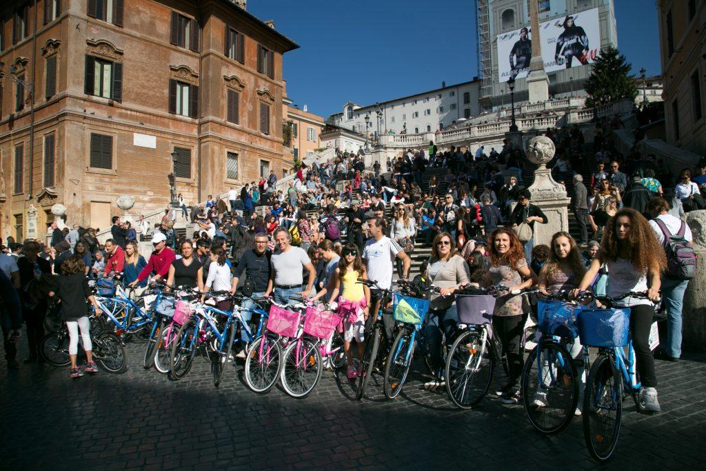 Roma Tour 1 giorno in bicicletta