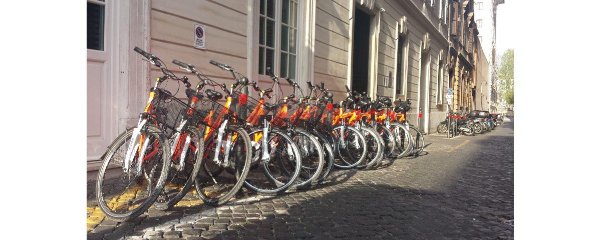 rome one day bike tour - bici2 1200x480 - Rome one day bike tour
