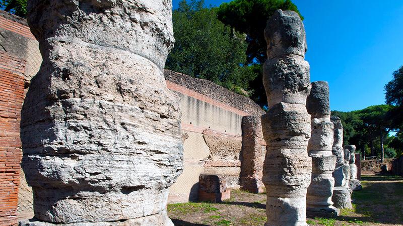 porto di traiano - Porto di Traiano 1 - Porto di Traiano Roma – Visite guidate ufficiali del Porto di Traiano