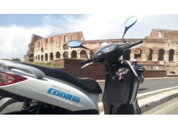 rome scooter tours - Scooter 1 360x260 - Rome scooter tours full day – Rome private tour in scooter