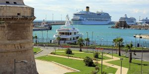 Rome cruise connection tours from Civitavecchia - Rome Private Tour, a tour guide and driver at your exclusive disposal to discover the secrets of Rome. rome cruise connection - porto di civitavecchia 300x150 - Rome Cruise Connection